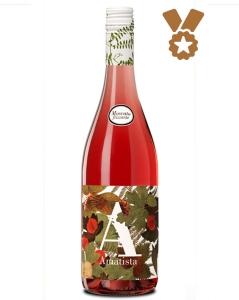 Dulce, ligero y muy refrescante, Amatista Moscato Rosado contiene sólo un 5% de alcohol, una experiencia única.